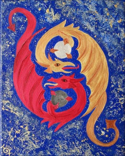 31/2012 Drachen Yin Yang
